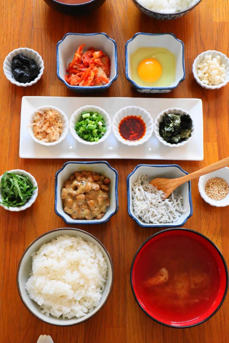 ご飯のお供 レシピ