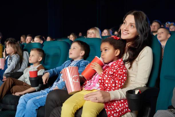 子供 映画館