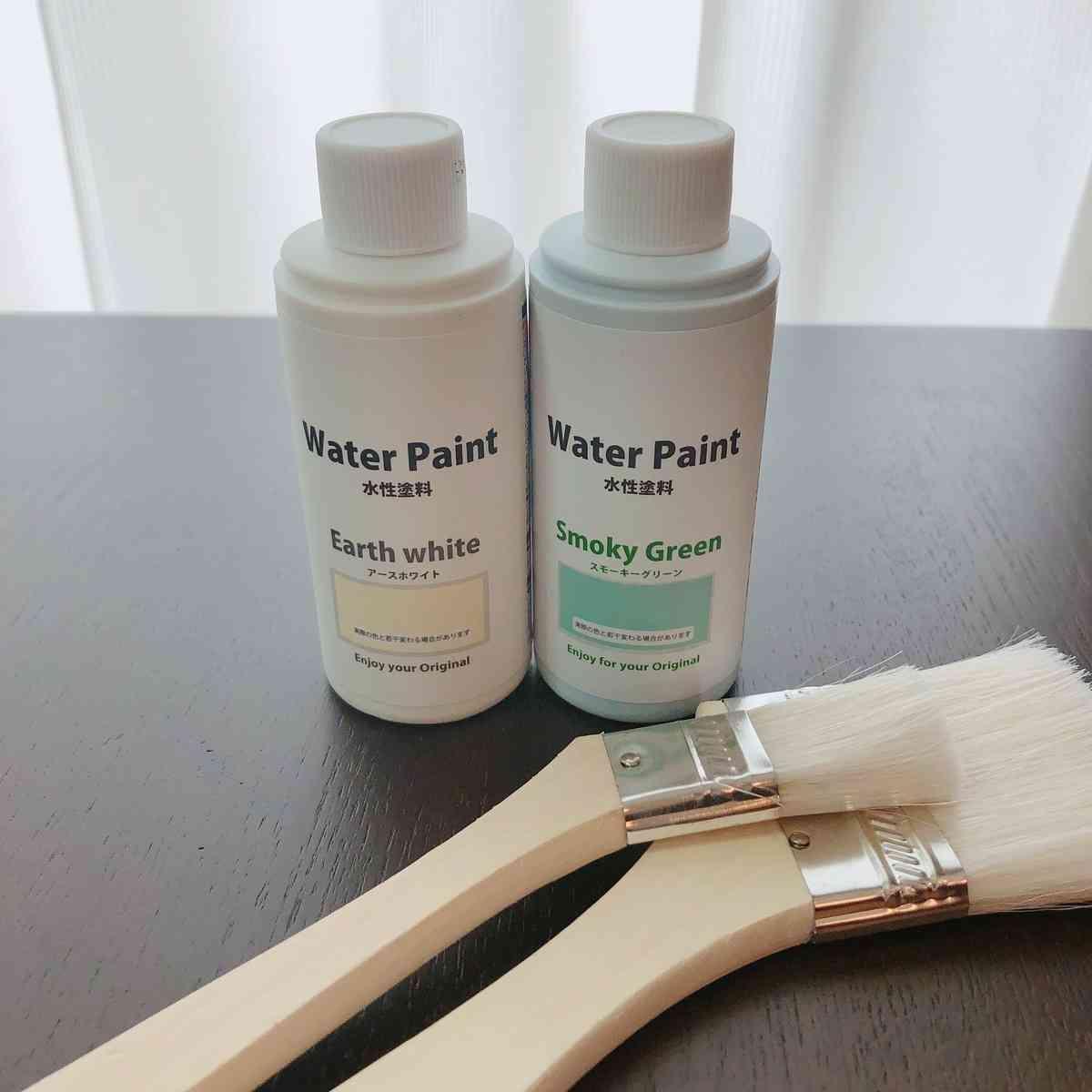 セリア ペンキ セリア100均水性塗料のカラーバリエーションを一挙ご紹介!