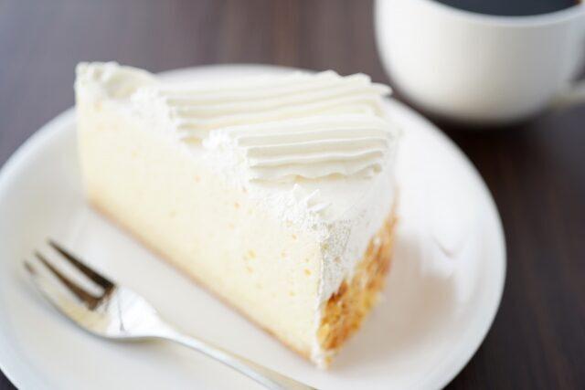 妊婦 チーズ ケーキ